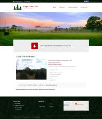 hagertreefarm.com screenshot