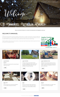 immanuelcharleston.com screenshot