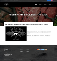 thebutchershopcharleston.com screenshot